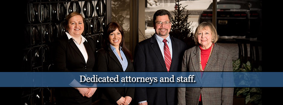 Dedicated Lawyers and Staff